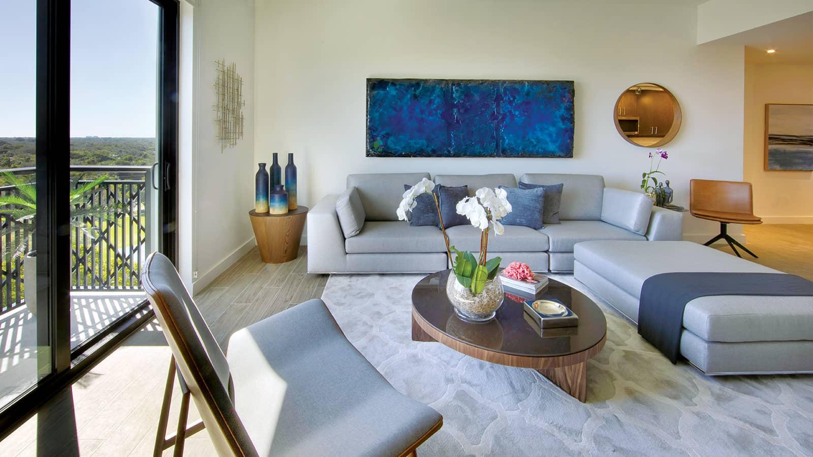 THesis Miami Residences Interior