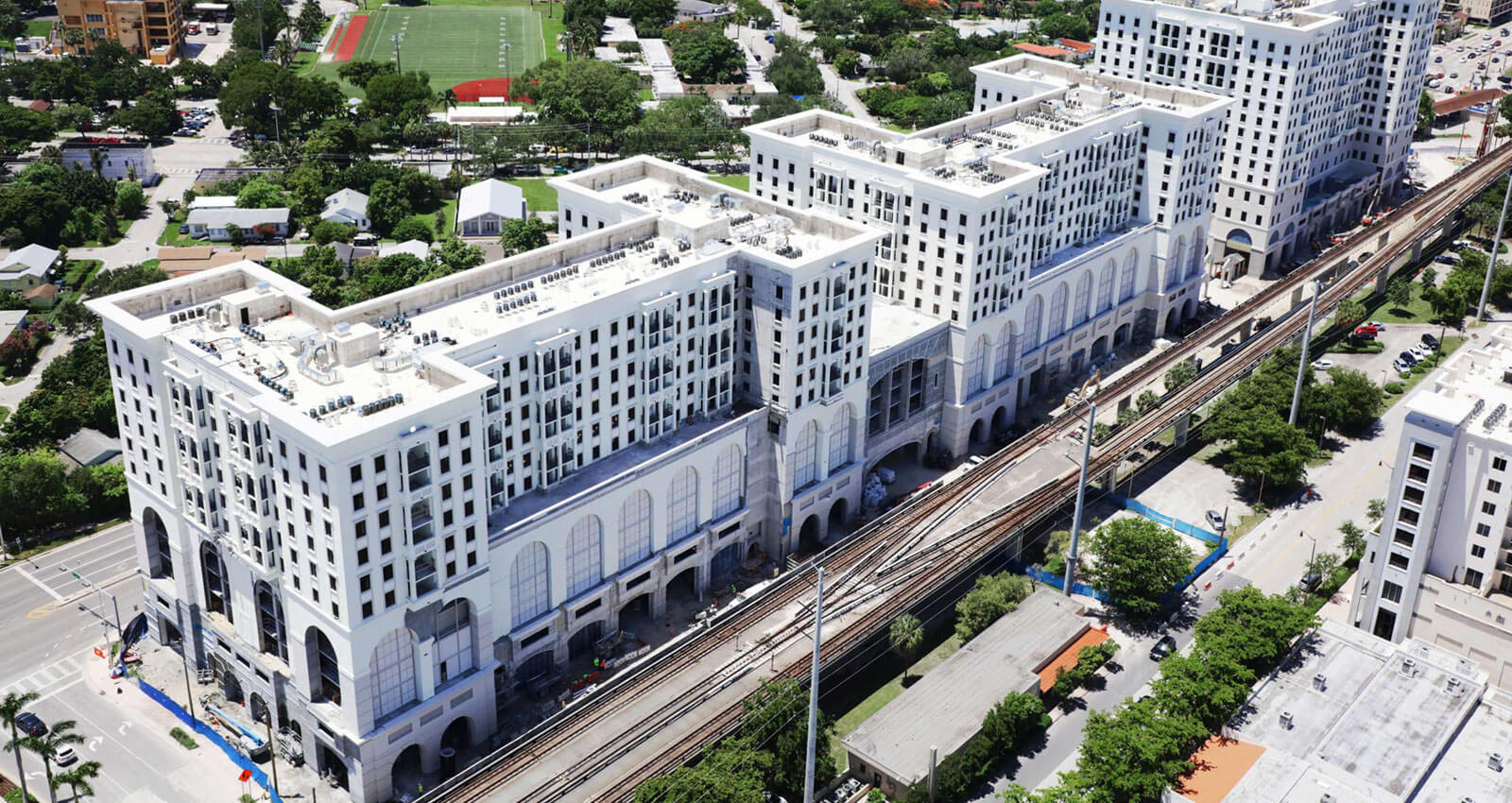 Miami New Building