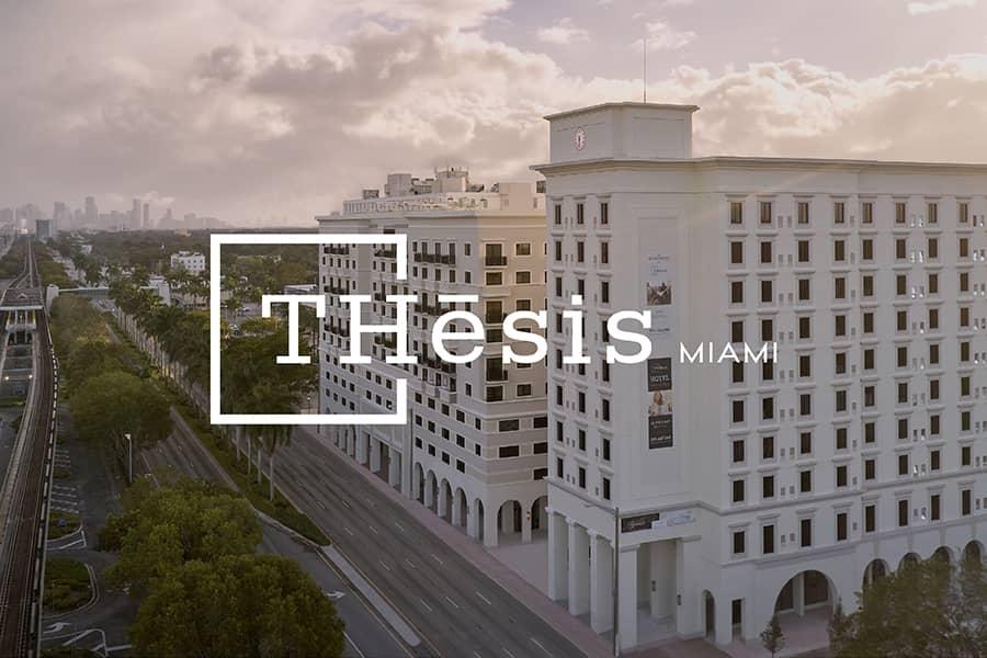 Thesis Miami