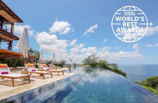 Casa Chameleon Hotel Travel Leisure Award