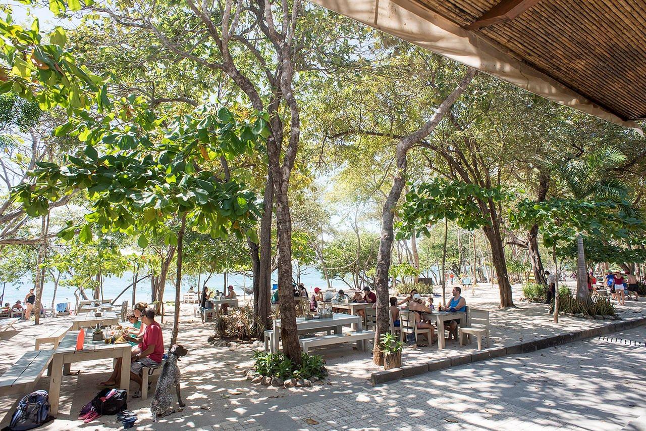 Limonada Restaurant Las Catalinas Costa Rica