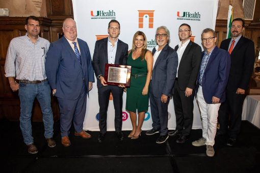 Coral Gables Chamber Of Commerce Unbuilt Projects Award