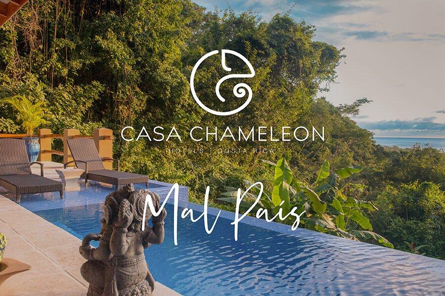 Casa Chameleon at Mal Pais
