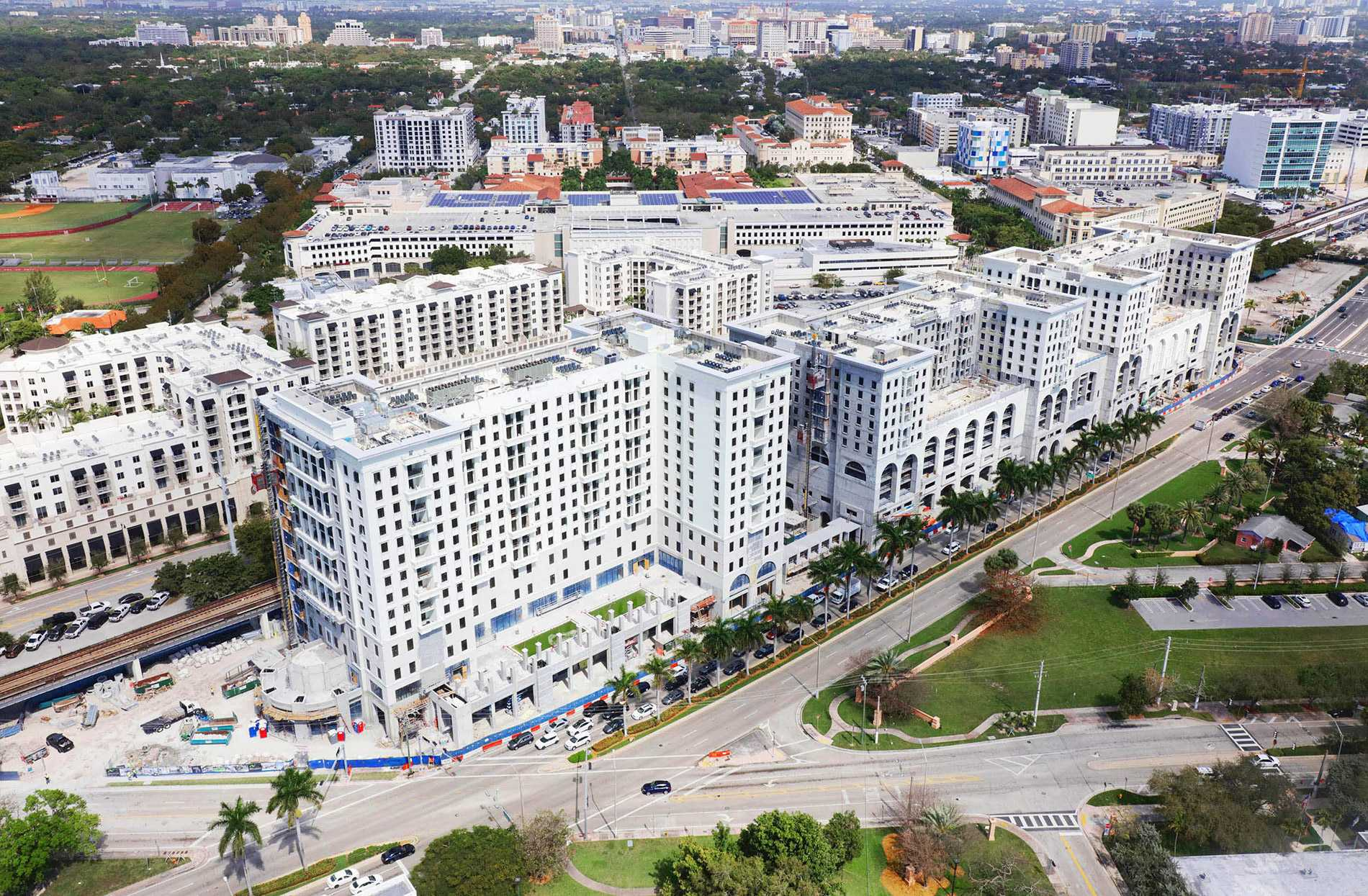 Gables Station Miami Project