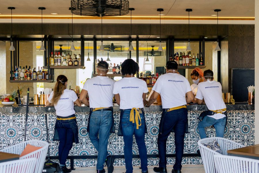 Mamey Restaurant Miami