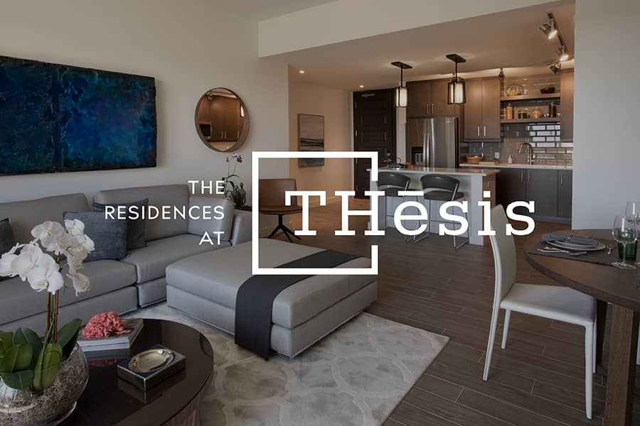 Residences at THesis
